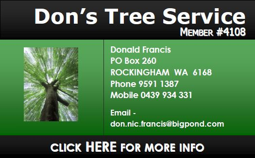 Dons Tree Service